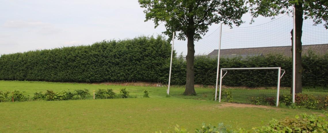 Voetbalveldje